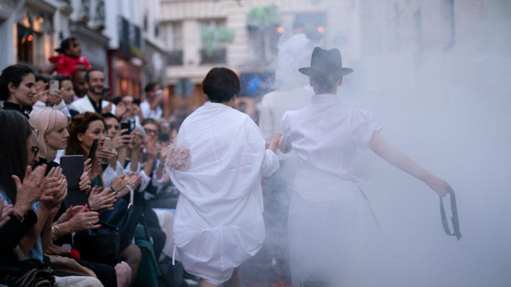 Ken Okada- Défilé 2019- Rue de la chaise- 75007 Paris